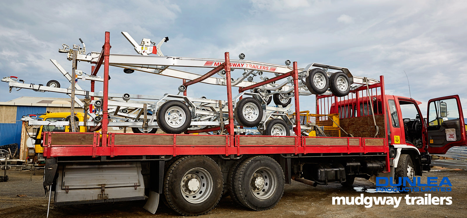 Dunlea Products Mudgway trailers