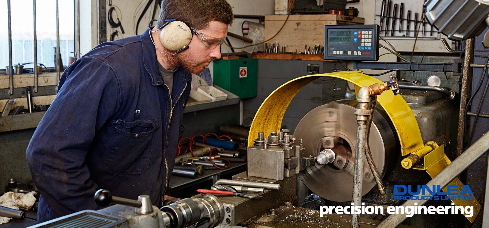 Dunlea Products metal precision engineering